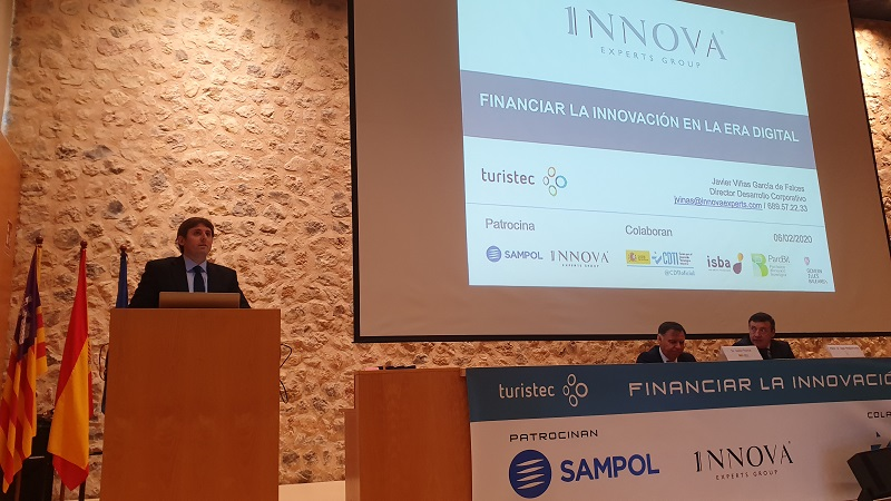 Innova Experts Group presenta Hitt Group como caso de éxito